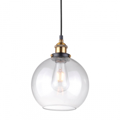 SUSPENSION LOGAN VERRE TRANSPARENT