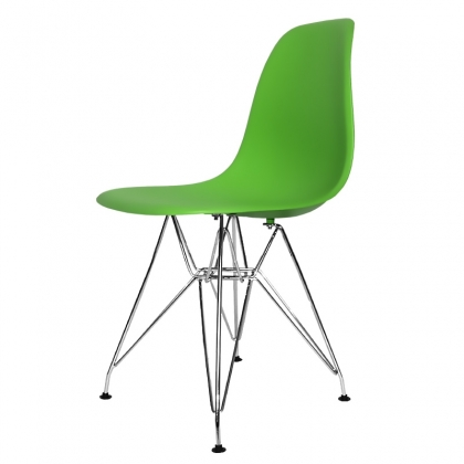 SILLA TOWER CHROME CALIDAD SUPERIOR VERDE