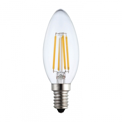 AMPOULE A BOUGIE LED E14 6W 2700K