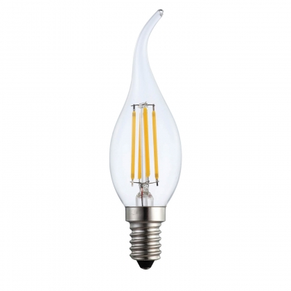 AMPOULE BOUGIE FILAMENT LED FILAMENT E14 6W 2700K