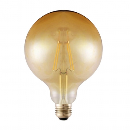 AMPOULE DÉCORATIVE LED 8W 2700K AMBRE