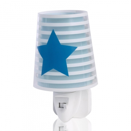 QUITAMIEDOS INFANTIL LIGHT FEELING AZUL