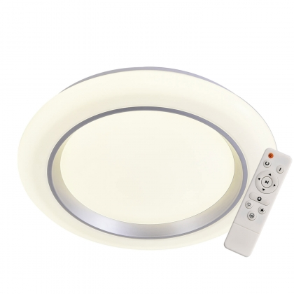 PLAFONNIER LED AVENUE 58W RÉGLABLE