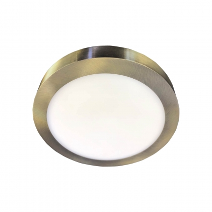 DOWNLIGHT SUPERFICIE CIRCULAR LED 6W 4000K CUERO