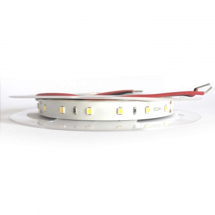 TIRA LED 8Wx5 24V DC 60 LED 4000K