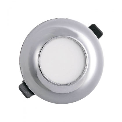 MINIDOWNLIGHT CIRCULAIRE LED 5W CHROME