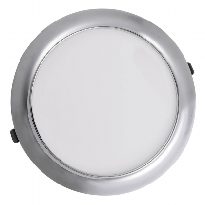 DOWNLIGHT LED CIRCULAR 18W CROMO