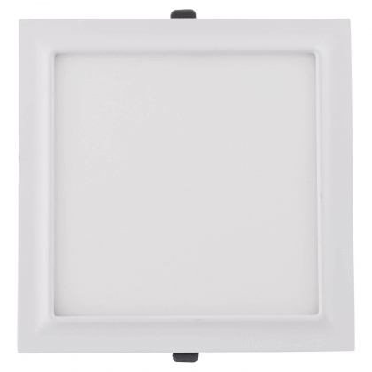 DOWNLIGHT LED CUADRADO 18W BLANCO