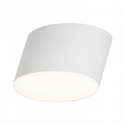 SURFACE CYLINDRE FIXE LED 10W 4000K BLANC