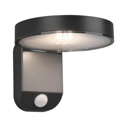 APLIQUE EXTERIOR LED ROYAL PALM 4,5W 3000K ANTRACITA