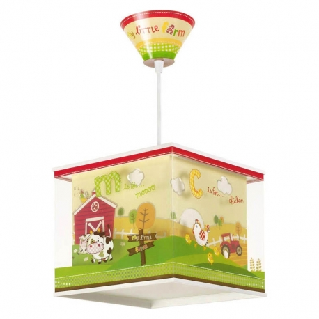 COLGANTE INFANTIL MY LITTLE FARM