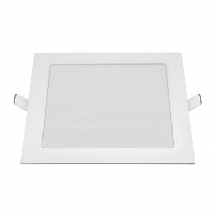 DOWNLIGHT LED CUADRADO PLANO 20W 2700K