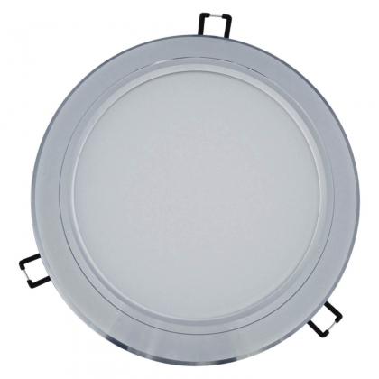 DOWNLIGHT LED CHANTEL ALUMINIO 18W 6500K