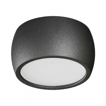 PROJECTEUR DE SURFACE LED 7 W 3000K METALLIC GREY