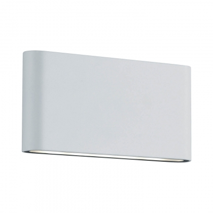 APLIQUE EXTERIOR LED TUERIS 2x4,5W 3000K BLANCO