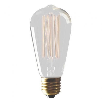 AMPOULE DECORATIVE INCANDESCENTE E27 40W