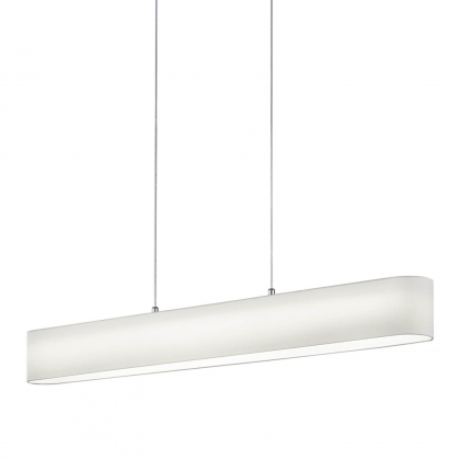 SUSPENSION CARLO LED BLANC