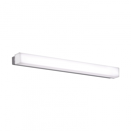 APLIQUE LED 9W 4200K PLATA