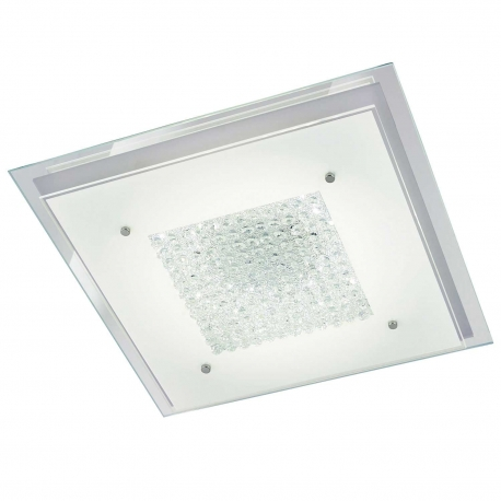 PLAFÓN LED CUADRADO ANDY 24W