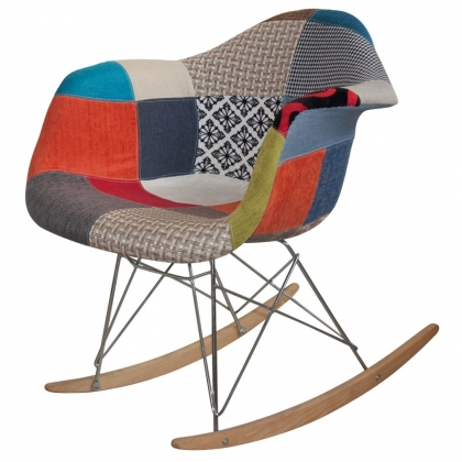 SILLON MECEDORA TOWER PATCHWORK