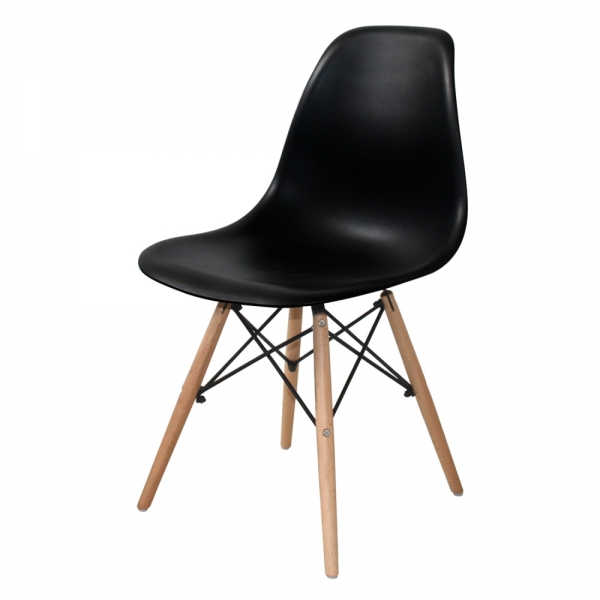 SILLA TOWER NEGRA TOP QUALITY