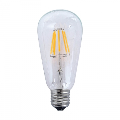AMPOULE DECORATIVE A LED E27 6W 560 LM