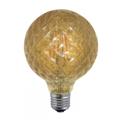 BOMBILLA CEREZA LED E27 2300K