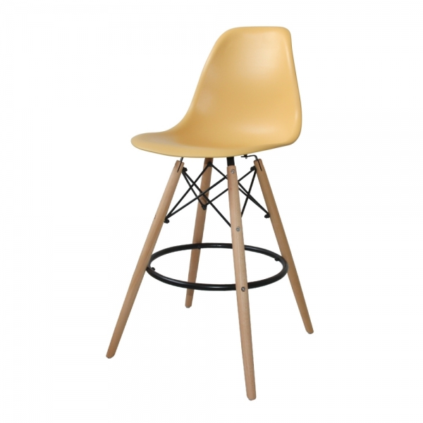 TABURETE TOWER BEIGE