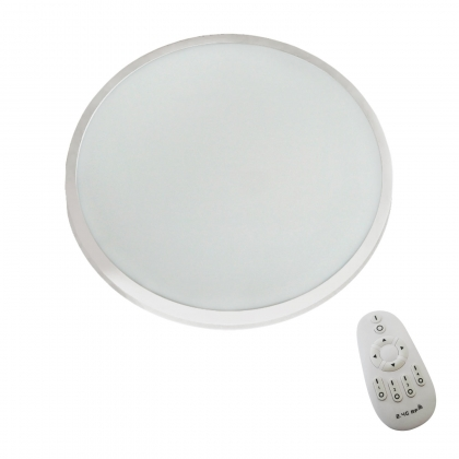 PLAFÓN SUPERFICE LED EMERY BLANCO
