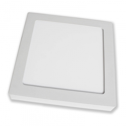 DOWNLIGHT SUPERFICIE ANDY - BLANCO - CUADRADO GRANDE