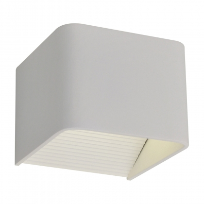 APLIQUE LED CUBE BLANCO